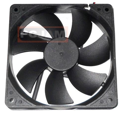 ventilador 120x120x25 mm dc 24v 170ma 2400rpm vn561
