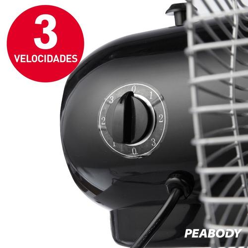 ventilador 3 en 1 20 pulgadas 130w turbo peabody pe-vp150