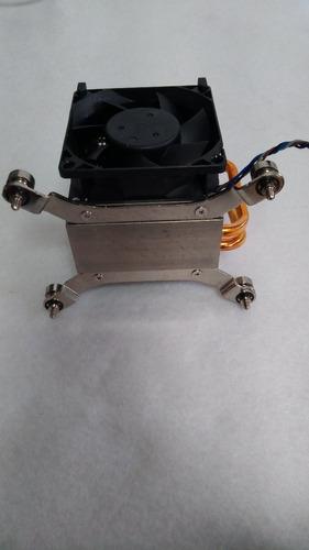 ventilador abanico disipador hp prodesk 600 g1 sff original