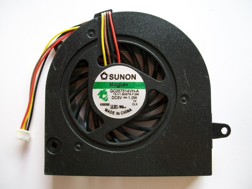 ventilador abanico lenovo g560 gz560e