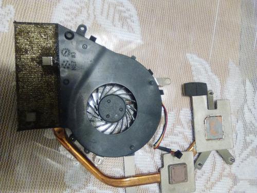 ventilador abanico y disipador  sony vaio vpcee33el pcg-6161