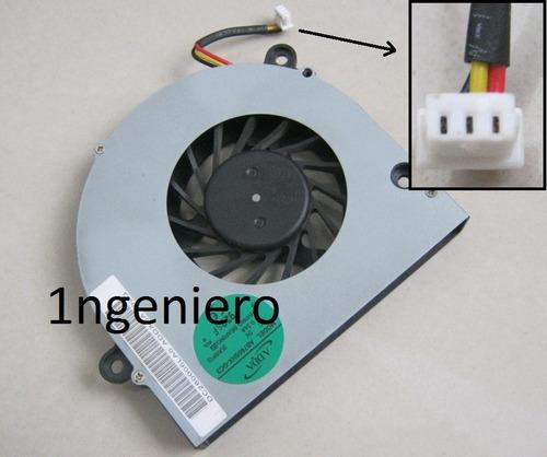 ventilador acer emachines e527 e625 aspire 5517