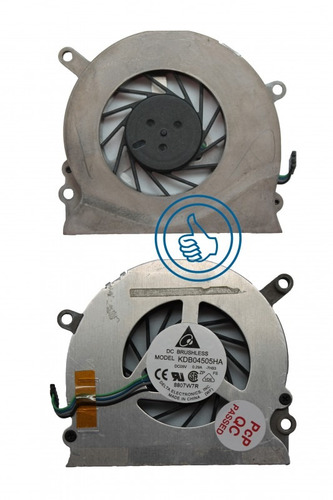 ventilador apple a1260 izquierdo   922-8358