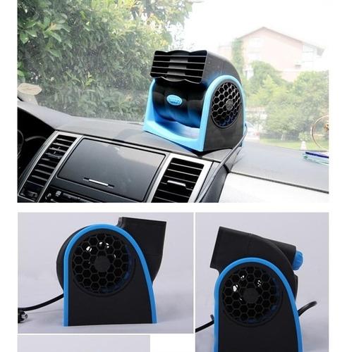 ventilador aquecedor veicular 12v 2 em 1 desembaçador carro