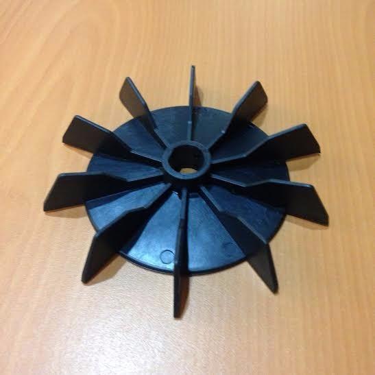 Ventilador aspa plastico 11 7 cm para motor y bomba de - Ventiladores de agua ...