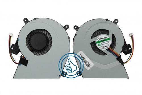 ventilador asus asus x451 x551 x451c  mf60090v1-c480-s99