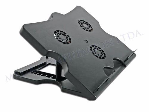 ventilador base notebook