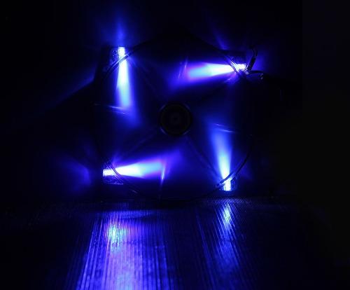 ventilador bitfenix spectre 200 mm led blue  azul