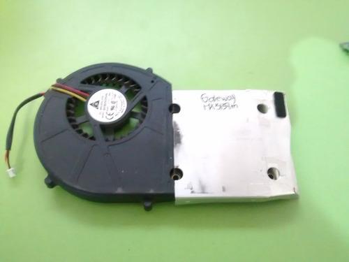 ventilador con disipador gateway mx3139m