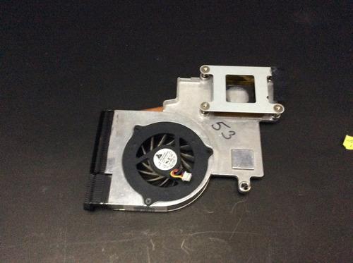 ventilador con disipador hp dv2000 v3000