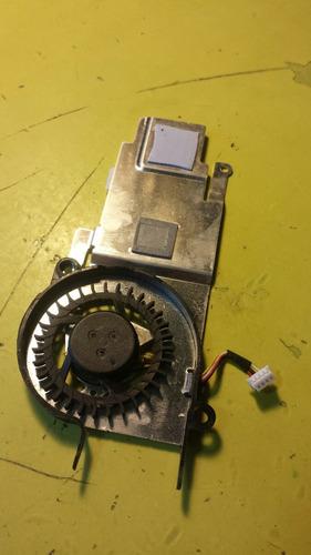 ventilador cooler disipador acer aspire one d257 ef40060v1