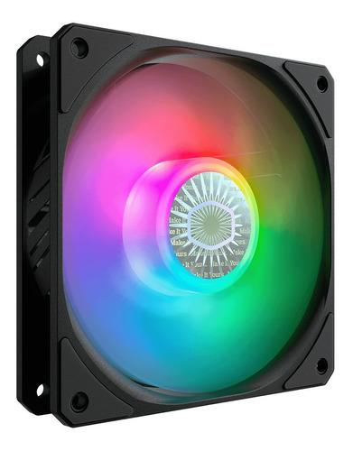 ventilador cooler master sickleflow 120 argb 3 en 1