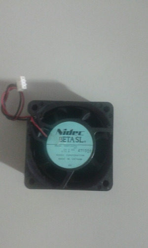 ventilador / cooler para sharp al 1645 xerox