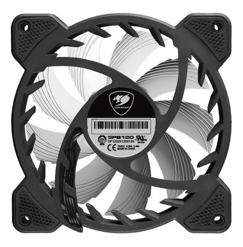 ventilador cougar vortex spb 120 rgb pwm hdb