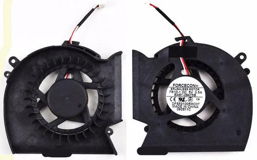 ventilador cpu original ba81-08475b samsung p530 r523 r525