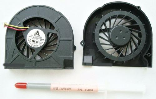 ventilador cpu para hp compaq presario 486636-001 3 screw ho
