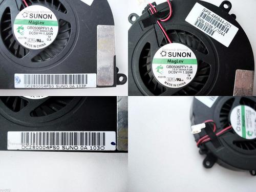 ventilador cpu para hp pavilion dv4z cq40 cq41 cq45