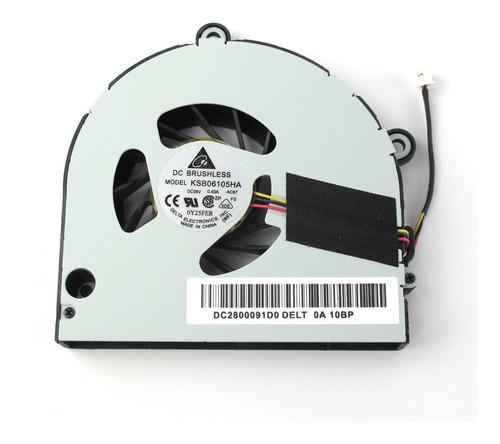 ventilador cpu para toshiba satellite p755 p755d p750 p750d