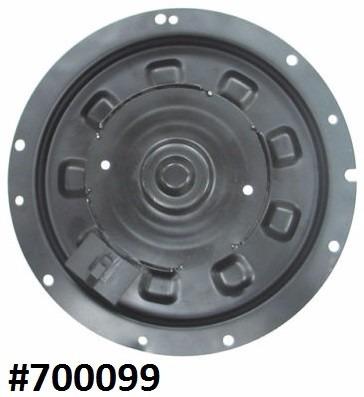 ventilador de cabina ford f250 f350 f450 f550 1999 - 2007