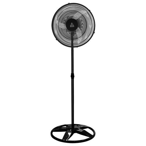 ventilador de coluna venti-delta new light 50cm 3 pás preto