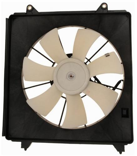ventilador de condensador acura tsx 2.4l l4 2009 - 2012