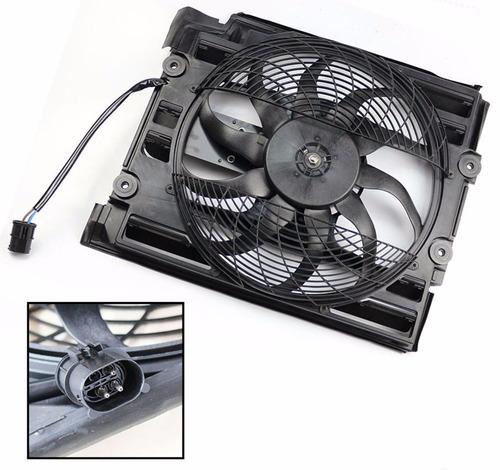 ventilador de condensador bmw 525 528 530 540 1999 - 2003