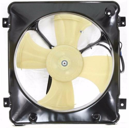 ventilador de condensador honda civic 1996 - 2000 nuevo!!!