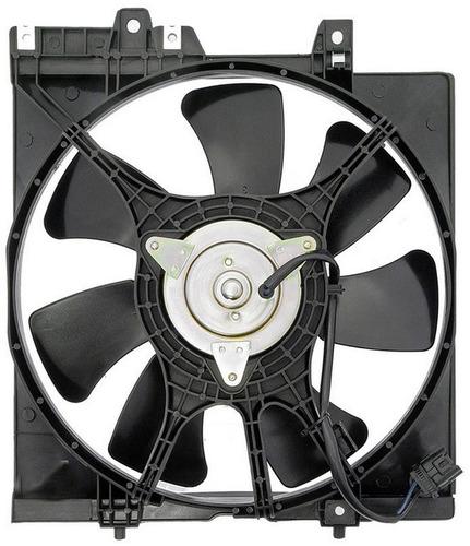 ventilador de condensador subaru impreza 1999 - 2001 nuevo!!