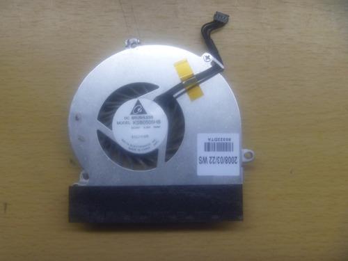 ventilador de macbook a1181