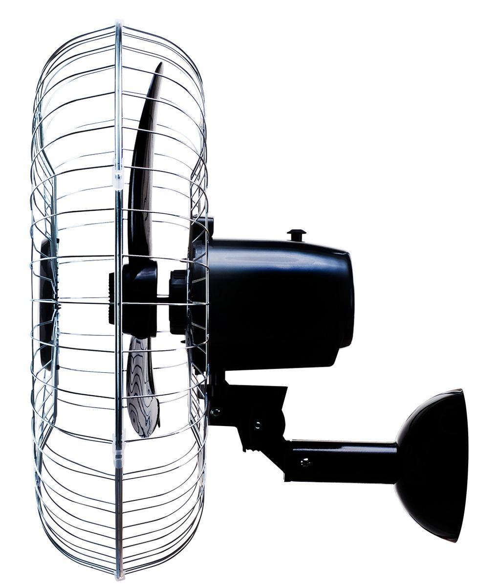 Ventilador de parede 50cm preto grade cromada ventisol - Fotos de ventiladores ...