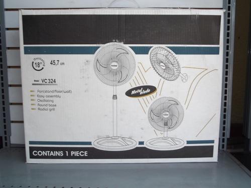 ventilador de pedestal mytek 18 pulgadas 3 en 1 vc324