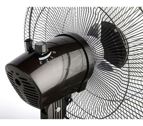 ventilador de pie 16 pulgadas - axel negro 156 cm ax pie 16