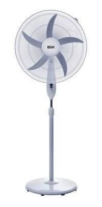 ventilador de pie bgh bfsp20b18 20 , 3 velocidades, blanco