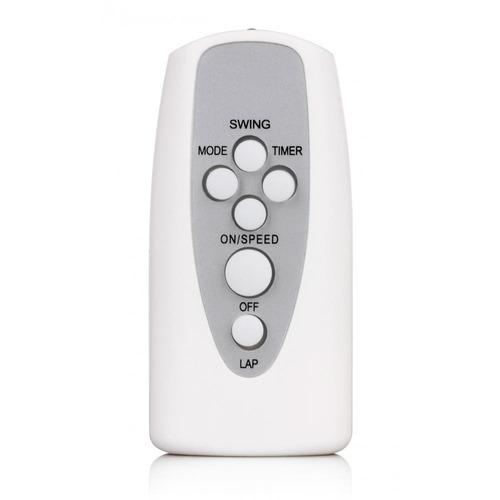 ventilador de pie clever vec16d digital con remoto 60w 16in