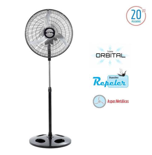 ventilador de pie liliana 20` vpm2016 aspas metalicas