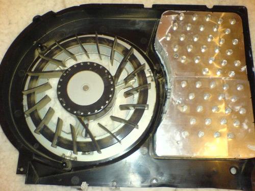 ventilador de play 3  fat sin  disipadores de calor rm4