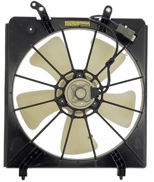 Ventilador De Radiador Acura Cl 3.2l V6 2001