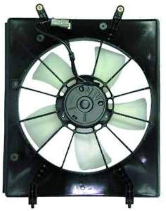 ventilador de radiador acura mdx 3.5l  2001 - 2006 nuevo!!!