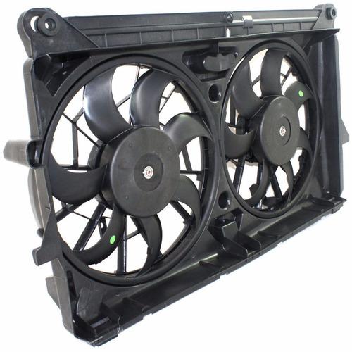 ventilador de radiador cadillac escalade 6.2l v8 2007 - 2013