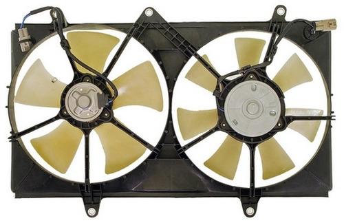 ventilador de radiador chevrolet prizm 1998 - 2002 nuevo!!!