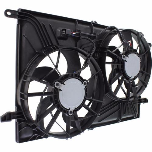 ventilador de radiador chevrolet traverse 3.6l 2009 - 2015