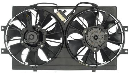 ventilador de radiador chrysler lhs 1994 - 1997 nuevo!!!
