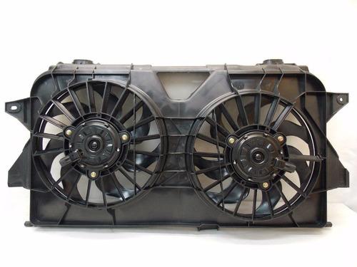ventilador de radiador chrysler town & country 2005 - 2007