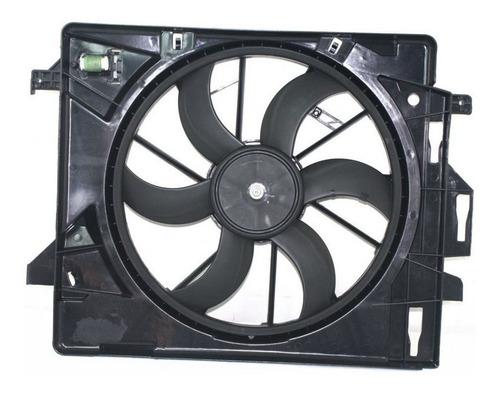 ventilador de radiador chrysler voyager 2008 - 2010 nuevo!!!