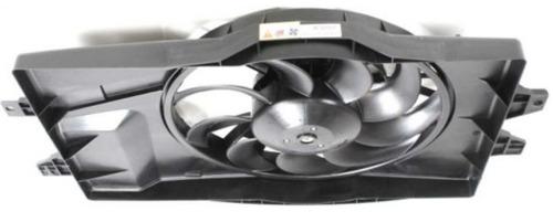 ventilador de radiador dodge caravan 1993 - 1995 nuevo!!!