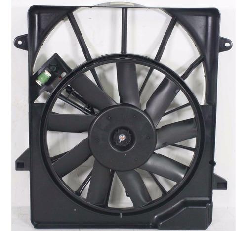 ventilador de radiador dodge nitro 2007 - 2011 nuevo!!!