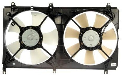 ventilador de radiador galant 2.4l l4 2004 - 2008 nuevo!!