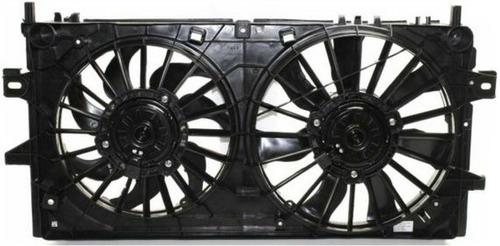 ventilador de radiador impala 3.9l 5.3l 2006 - 2011 nuevo!!!