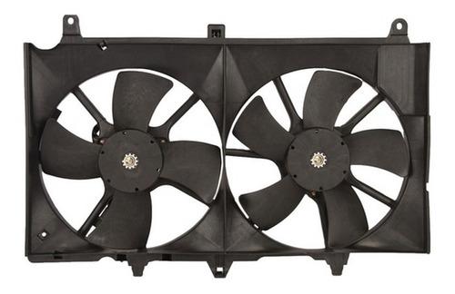ventilador de radiador infiniti g35 2003 - 2006 nuevo!!!