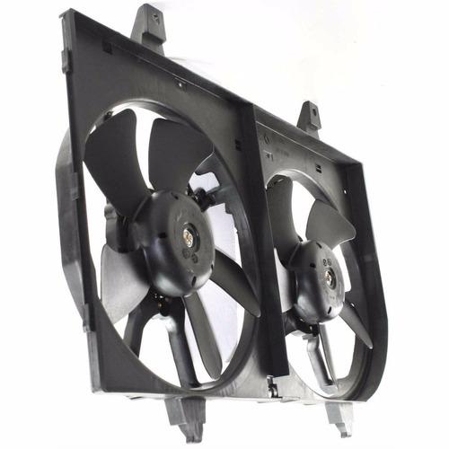 ventilador de radiador infiniti i35 2002 - 2004 nuevo!!!